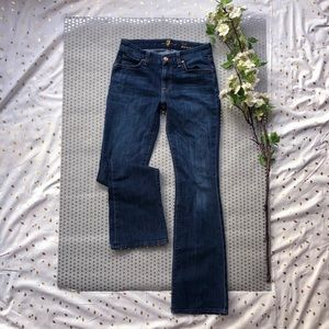 7 For All Mankind Lexie Petit Kimmie Bootcut Jeans